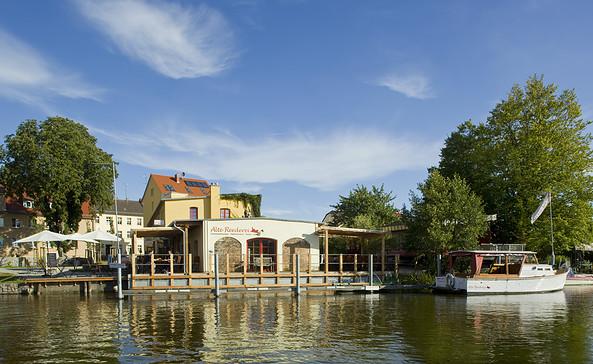 Café & Restaurant Alte Reederei, Foto: Michael Wittke