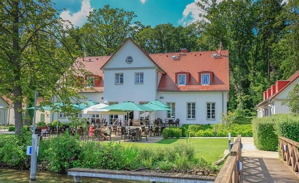 Café Wildau Hotel und Restaurant © TMB Steffen Lehmann
