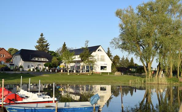 Restaurant Fischerhütte,Foto: Tourismusverband Havelland