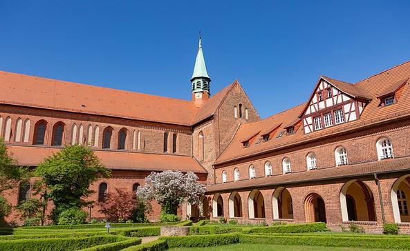 Kloster Kirche St. Marien, Foto: TMB-Fotoarchiv/Steffen Lehmann