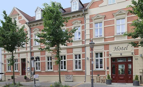Hotel Stadt Beelitz, Foto: Hotel Stadt Beelitz