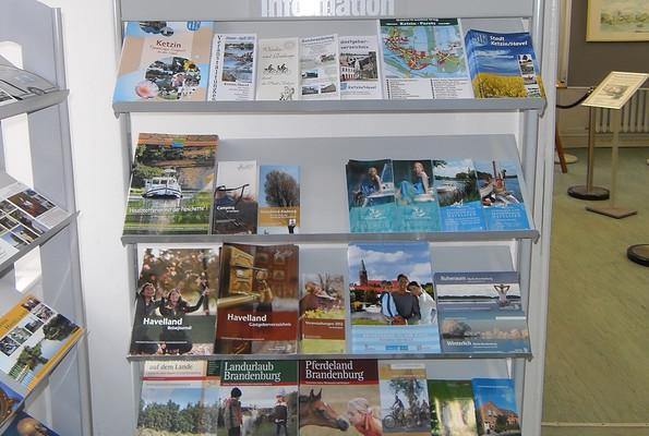 Tourist-Information Ketzin/Havel, Foto: TAB