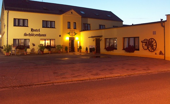 Gasthaus Schützenhaus Brück, Foto: Stübing