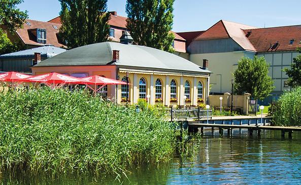 Seepavillon, Foto: Rheinsberg