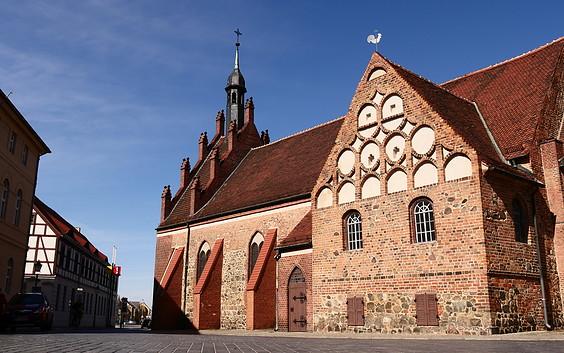 St. Johanniskirche in Luckenwalde