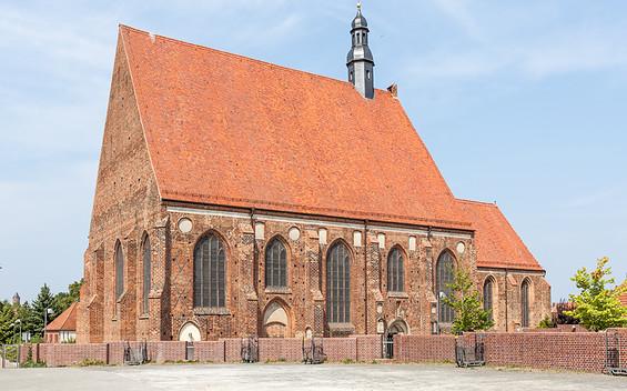 Kulturquartier Mönchenkloster Jüterbog
