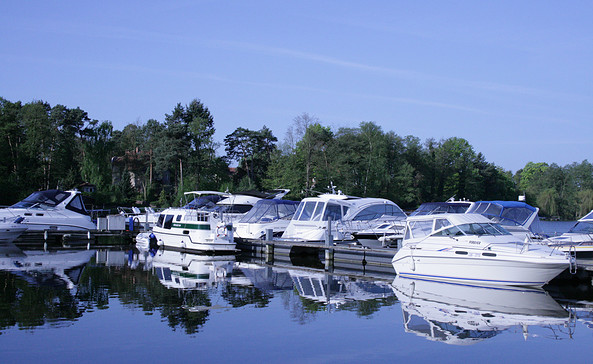 Marina Groß Köris, Foto: Tourismusverband Dahme-Seen e.V.