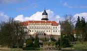 Schloss Wiesenburg, Foto: TMB-Fotoarchiv/Wieck