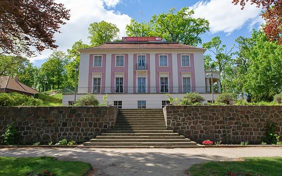 Schloss Freienwalde - Preußisches Königsschloss und Walther-Rathenau-Gedenkstätte