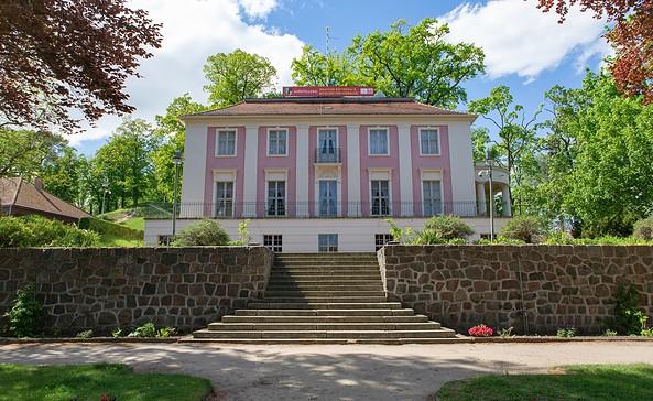 Schloss Bad Freienwalde, Foto: TMB Fotoarchiv/Steffen Lehmann