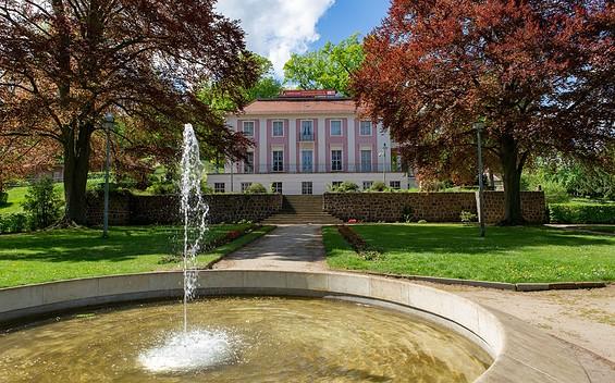 Schlosspark Bad Freienwalde