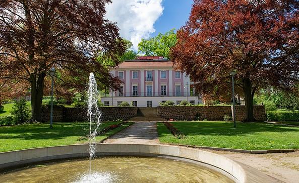 Schlosspark Bad Freienwalde, Foto: TMB Fotoarchiv/Steffen Lehmann