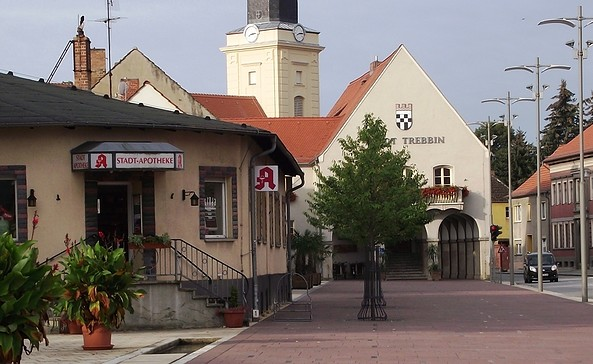 Rathaus Trebbin,Foto:Stadt Trebbin