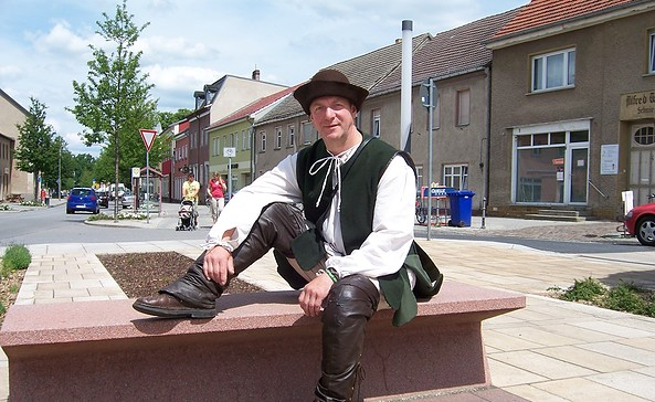 Hans Clauert, Foto: Stadt Trebbin