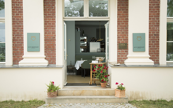 """Restaurant """"Alte Überfahrt"""""""
