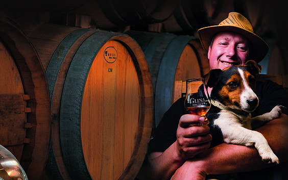 Schultz'ens Siedlerhof - Glina Whisky Destillerie Michael Schultz