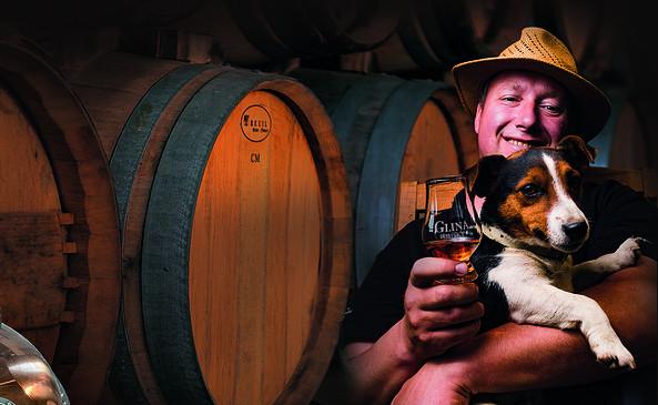 Glina Whisky Destillerie Michael Schultz, Foto: Tourismusverband Havelland e.V.