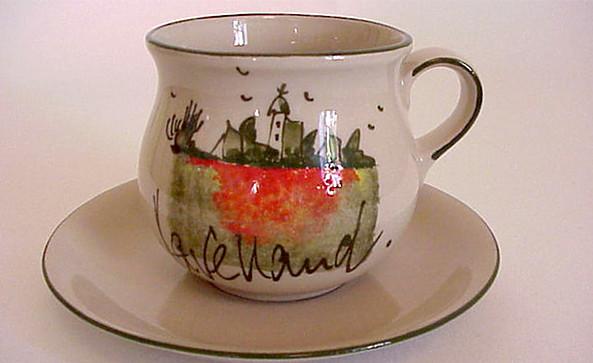 Havelland Keramik Manufaktur, Foto: Klaus Handschuh
