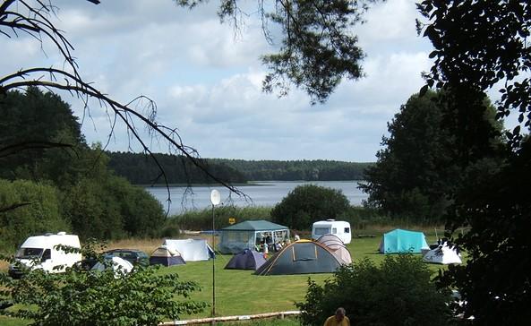 Campingplatz Schweinrich, Foto: Herr Jürgen Erfurth