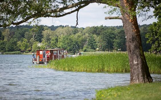 Mit dem Hausboot von Berlin zum Schwielochsee