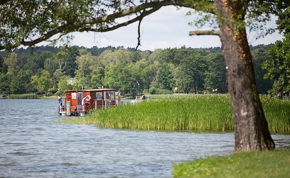 Hausboot, Foto: Seenland Oder-Spree/Florian Läufer