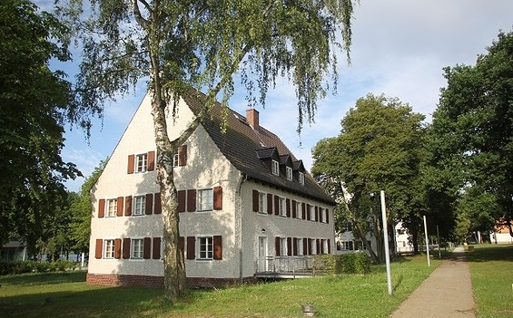Jugendherberge Ravensbrück, Außenansicht Foto: Frau Nägel