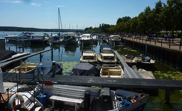 Hafen Kladow, Foto: Lothar Gröschel