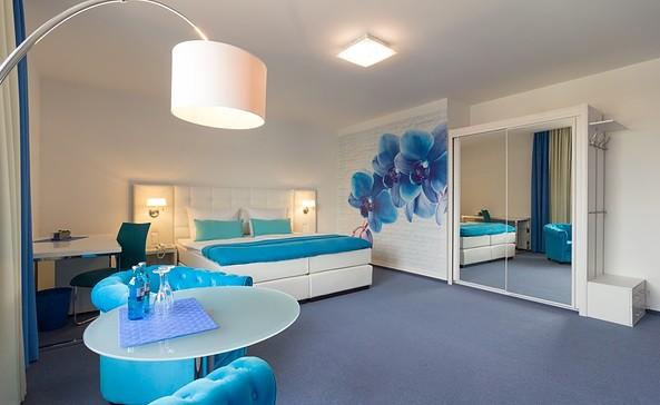 Schlafzimmer,Foto: Thomas Gerczack