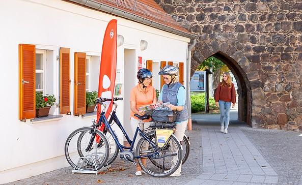 Touristinformation Müncheberg, Foto: Seenland Oder-Spree e.V./Florian Läufer