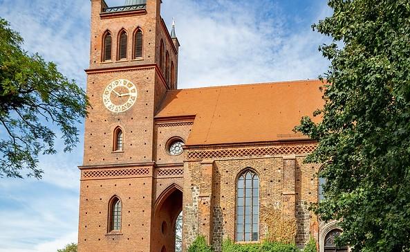 Stadtpfarrkirche St. Marien, Foto: Seenland Oder-Spree e.V./Florian Läufer