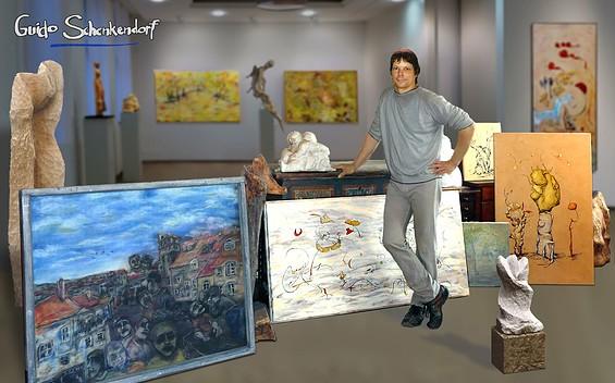 Atelier für freie Kunst und Restaurierung Guido Schenkendorf