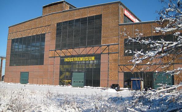 Das Industriemuseum von außen, Foto: Archiv Industriemuseum Brandenburg an der Havel