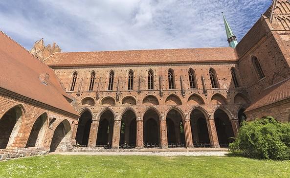 Kloster, Chorin Foto: TMB-Fotoarchiv/Steffen Lehmann