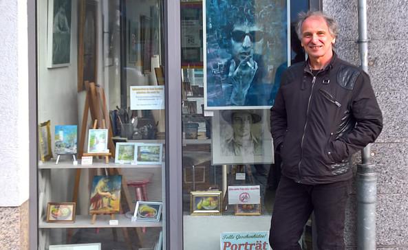 Galerie Gerry Miller, Foto: Ulli Hamberger
