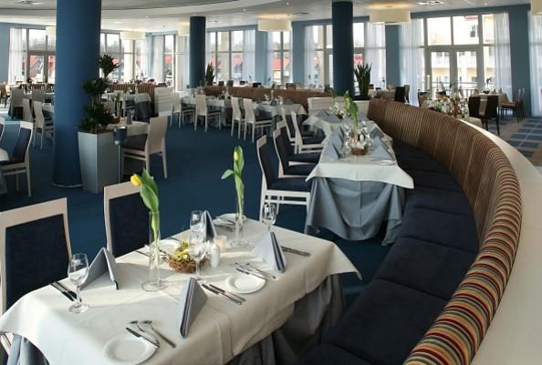 Restaurant Luv & Lee, Foto: Maritim Hafenhotel Rheinsberg