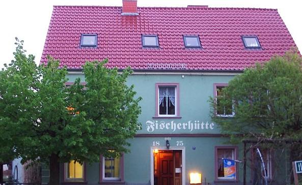 """Gasthof und Pension """"Alte Fischerhütte"""", Foto: Torsten Schmidt"""