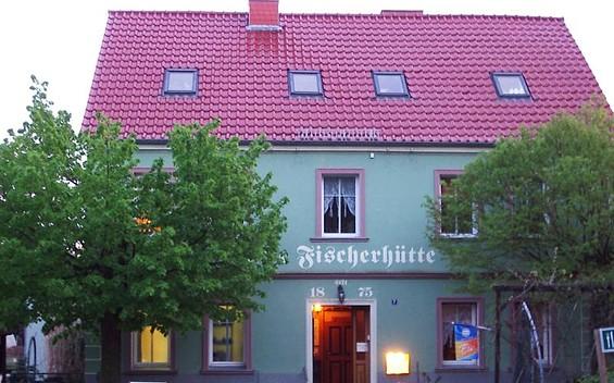 """Restaurant im Gasthof """"Alte Fischerhütte"""""""