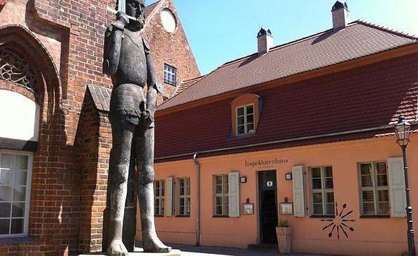 "Restaurant ""Inspektorenhaus"""