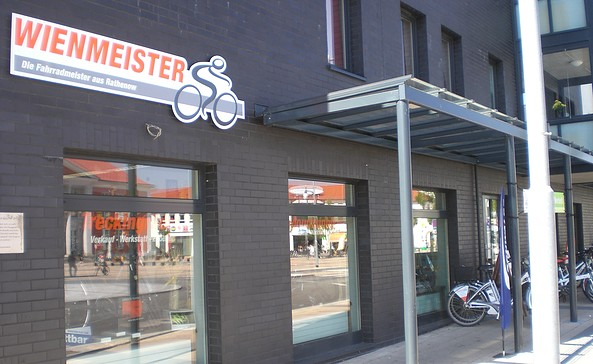 Ladengeschäft 1 Wienmeister, Foto: Sven Wienmeister