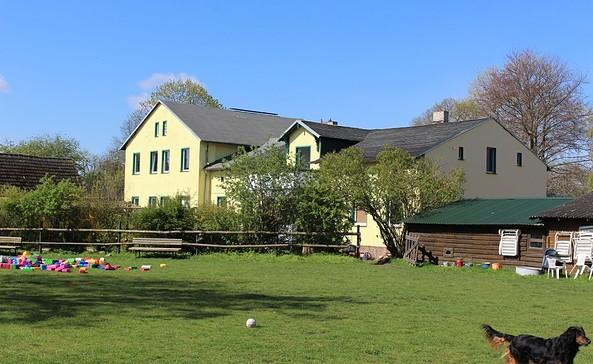 Landhaus, Foto: Landhaus Parsteinsee