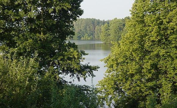 Naturschönheit mit klarstem Wasser und ruhiger Lage - der Schwansee, Foto: TEG