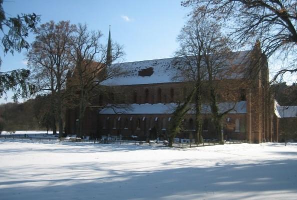 Zisterzienserkloster Chorin, Foto: Klosterverwaltung Chorin