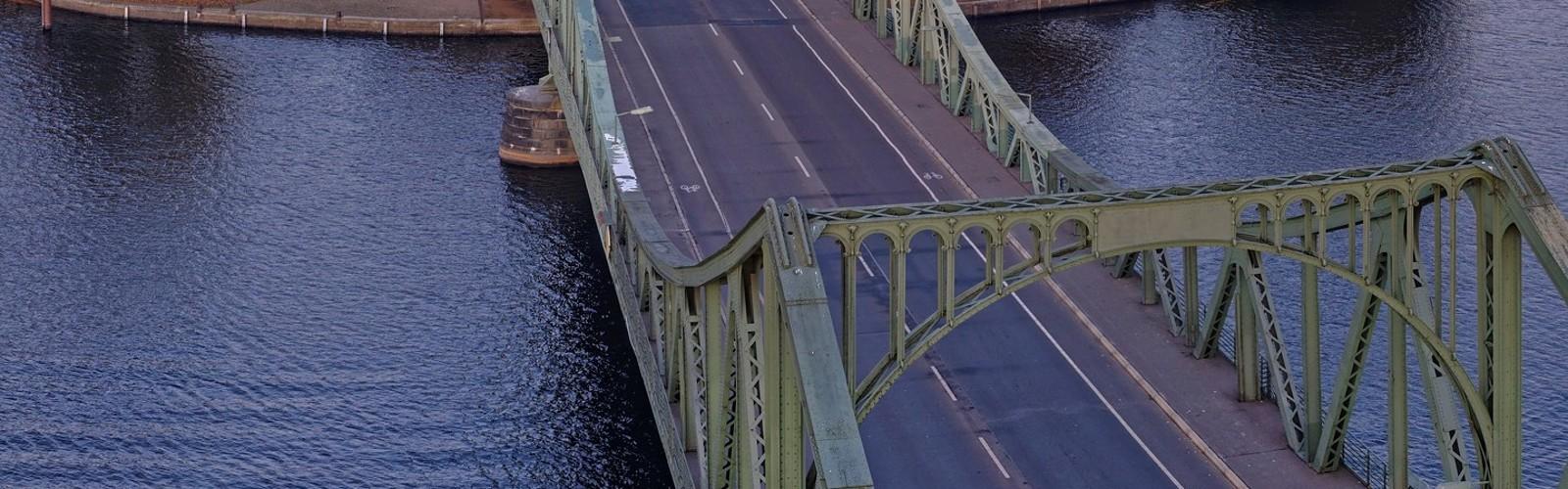 Glienicker Brücke - PMSG André Stiebitz