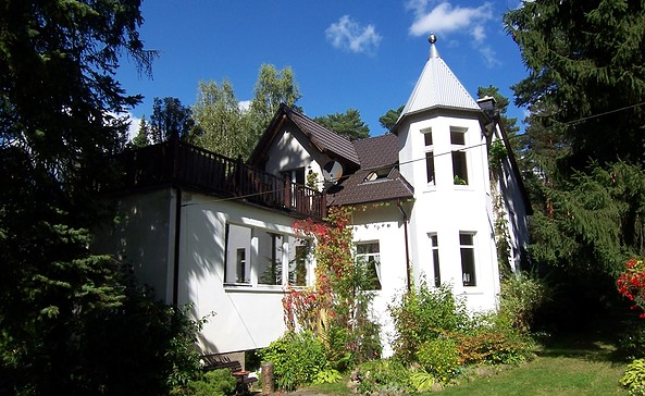 Waldvilla Froschmühle in Klobbicke, Foto: Herr Mikeska
