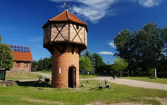 Redern-Museum im Taubenturm Glambeck