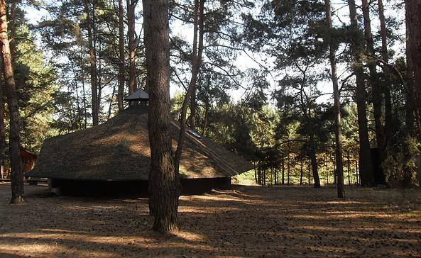 Leihhardt-Schutzhütte als Ausgangspunkt der Wanderung, Foto: TEG