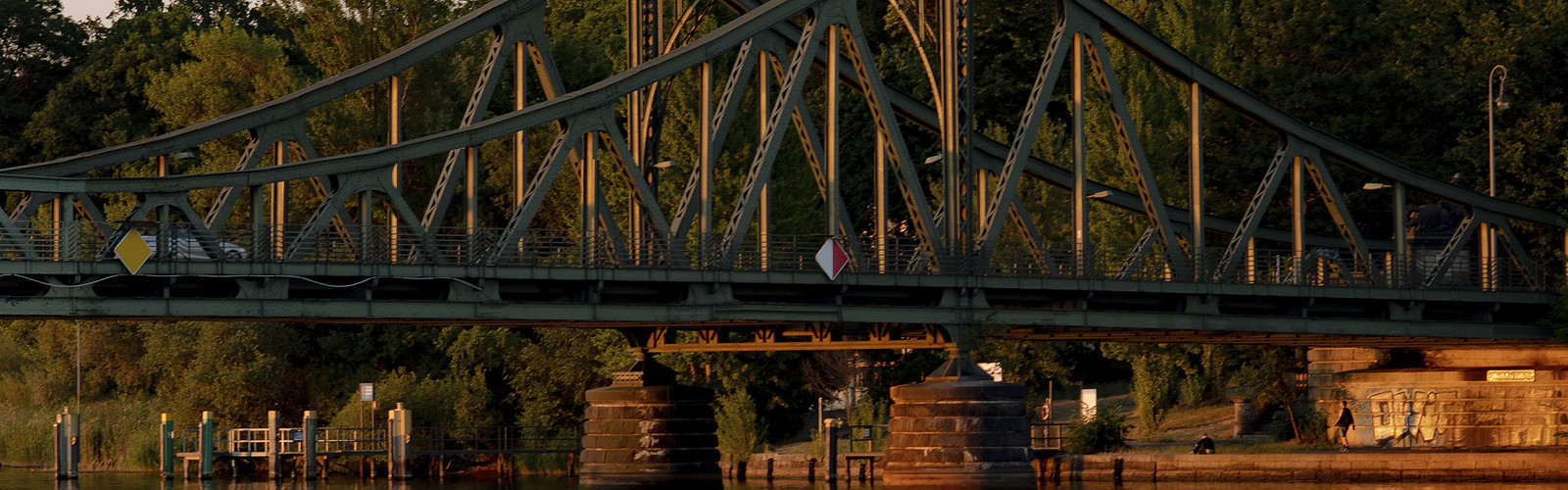 Glienicker Brücke - PMSG, Nadine Redlich