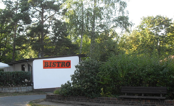 Das Bistro, Foto: TEG