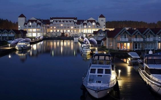 "Restaurant ""Luv & Lee"" im Maritim Hafenhotel Rheinsberg"