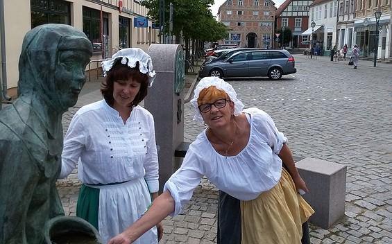Stadtführung in Kyritz